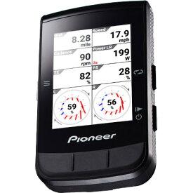 【あす楽】パイオニア SGX-CA600 ブラック パワー表示対応サイクルコンピューター GPS、Wi-Fi、ANT+、Bluetooth対応