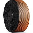 【特急】フィジーク ヴェント マイクロテックス タッキー BICOLOR(2mm厚) ブラックxオレンジ バーテープ 限定カラー