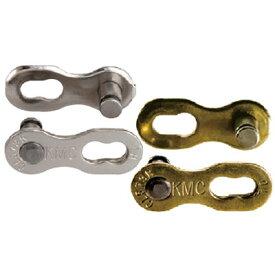 KMC ミッシングリンク CL573R 6段、7段、8段チェーン用 2セット入り 再使用可能