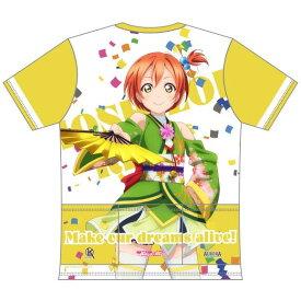 【代引不可】KASOKU 「ラブライブ!」 ツーリングTシャツ 【星空凛Ver.】 200126