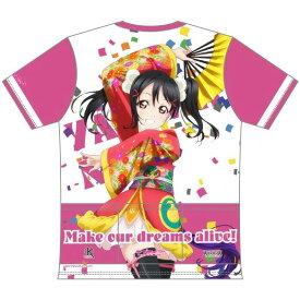 【代引不可】KASOKU 「ラブライブ!」 ツーリングTシャツ 【矢澤にこVer.】 200126