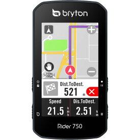 【あす楽】ブライトン Rider750E (本体のみ) GPS