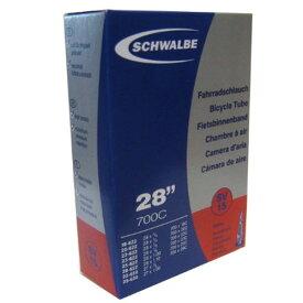 【あす楽】シュワルベ 700×18〜28C (仏式40mm)箱入り SV15 ブチルチューブ