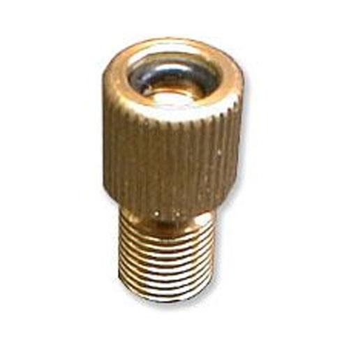 【M便】パナレーサー 仏式バルブアダプター 真鍮 1個