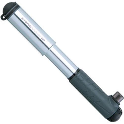 トピーク ハイブリッドロケット HP ポンプ 炭酸(CO2)ボンベ対応【自転車】【携帯ポンプ】【トピーク】