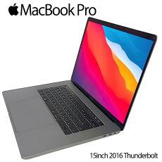 AppleMacBookProA1707Thunderbolt3ノートPCcorei7-2.9GHz搭載Catalinaメモリ16GBSSD512GB15型webカメラテレワーク対応中古ノートパソコン中古アップル【中古】