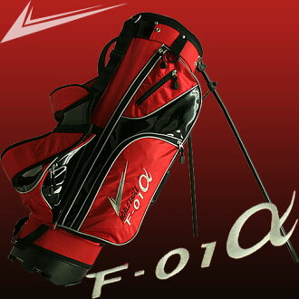 Wells wood Pro recommended! ★ World Eagle F-01 α-mens stand bag fs3gm