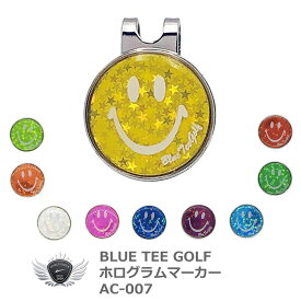 BLUE TEE GOLF ブルーティーゴルフ ホログラムマーカー AC-007
