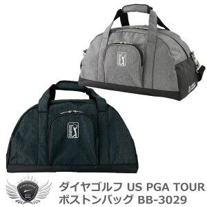ダイヤゴルフ US PGA TOUR ボストンバッグ BB-3029