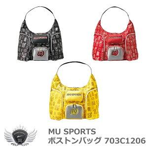 MU SPORTS エムユースポーツ ボストンバッグ 703C1206