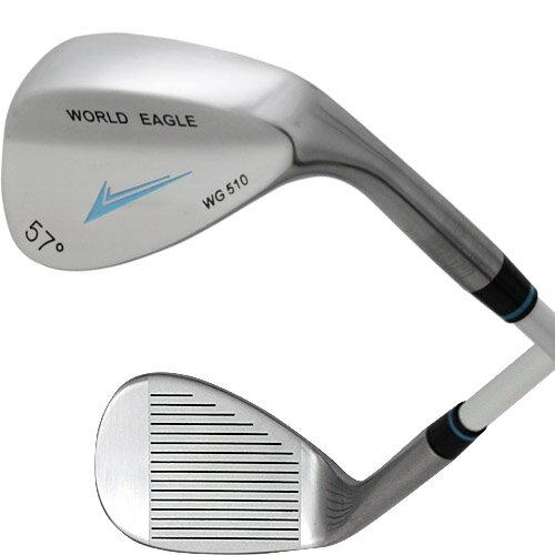 ワールドゴルフ 510 レディース ARD57° ウェッジ ワールドイーグル【ssirwg】【あす楽】