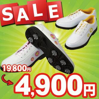 GS300 women's Golf spikes shoes ts01 fs3gm