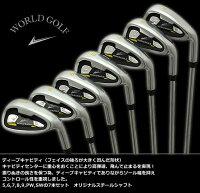 ワールドイーグル5Zメンズゴルフクラブセット13点セット【右用】【初心者初級者ビギナー】【ポイント2倍】【最安値に挑戦】【送料無料】【P06May16】【あす楽】
