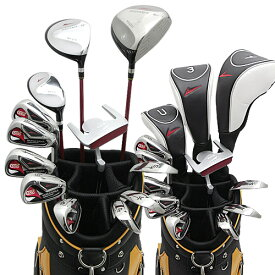 ワールドイーグル G510 + CBX007カートバッグ メンズゴルフクラブ16点フルセット 右用【あす楽】