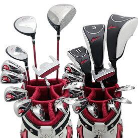 ワールドイーグル G510 + CBX003カートバッグ メンズゴルフクラブ16点フルセット 右用【add-option】