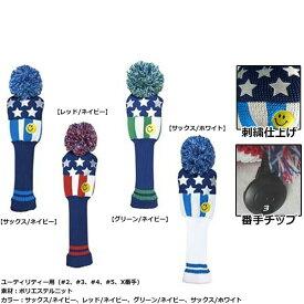 BLUE TEE GOLF ブルーティーゴルフ スマイルSTAR UT用 ニットHC【あす楽】