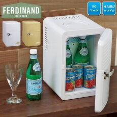【訳あり】ミニ冷蔵庫保冷庫6Lペットボトル保冷冷やす小型冷蔵庫ミニコンパクトポータブルAC寝室オフィス部屋寮保管化粧品日本酒缶ベッドサイドクーラーボックス一人暮らしおしゃれカフェ
