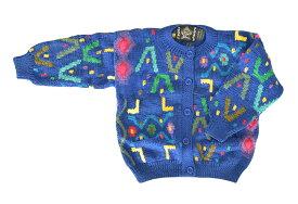 アルパカ 100% セーター ベビー 高品質 ペルー製 レトロ ROYAL ALPACA【ラッキーシール対応】
