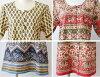 India cotton one-piece Asian ethnic fashion ladies Talat ethnic fashion Asian large large large