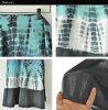 Tie-dye rap skirt / long skirt / MIME-length / ethnic / Asian / fashion / spring / summer / forest girl
