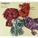 【半額セール開催中!!】1点までネコポスOK TORRENTE トラント トレント マフラー 4色 フランス製 ウール50%×アクリ…