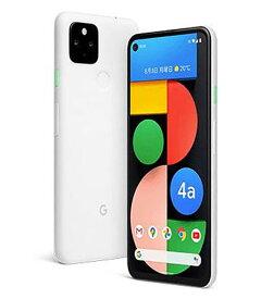 未使用|SIMロック解除済|Google|pixel 4a 5G 128GB|Softbank|本体|SIMフリー|白ロム|おすすめ|新品