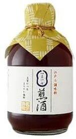 煎酒(いりざけ) 小 300ml ×1本 煎り酒 だし 豆腐料理 卵かけご飯に【即日発送/送料無料/条件一切なし!】