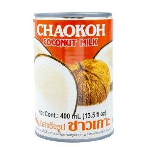 ココナッツミルク 400ml×4個 チャオコー