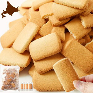 北海道バタークッキー 500g どっさり 訳あり 個包装 焼き菓子 国産 お徳用 大容量 ギフト 送料無料 即日発送
