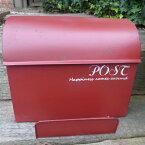 アンティーク調アイアンメールボックスRM7053郵便ポスト郵便受けメールボックスMAILBOX