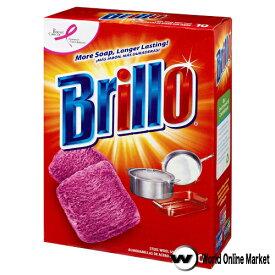 Brillo ブリロ ソープパッド レギュラー 10個入 たわし