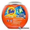 Tide PODS タイド ポッズ 43回分 ウルトラオキシ 洗濯洗剤