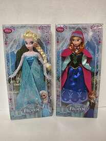 ディズニー アナと雪の女王 アナ&エルザ 30センチ人形セット Disney Frozen Sisters Classic Doll S