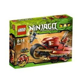 LEGO Ninjago Kai's Blade Cycle レゴ ニンジャゴー カイノブレード・サイクル 9441