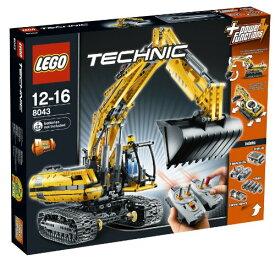 レゴ テクニック ショベルカー 8043