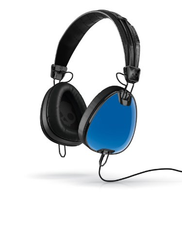 ◆Skullcandy Supreme Sound Aviator Blue and Black スカルキャンディー◆アビエーター ブルー◆S6AVFM-