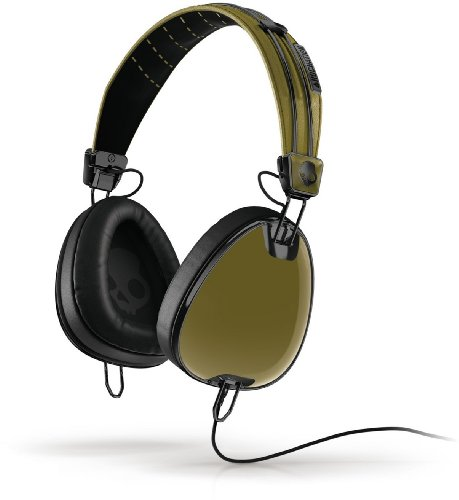 Skullcandy Supreme Sound Aviator Green Black スカルキャンディー アビエーター グリーンブラック S6AV