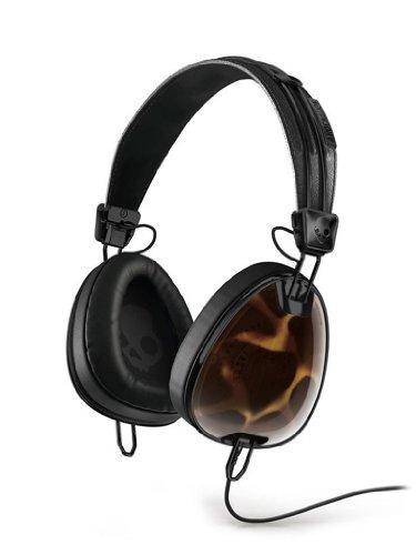◆Skullcandy Supreme Sound Aviator Tortoise スカルキャンディー◆アビエーター トータス◆S6AVFM-310