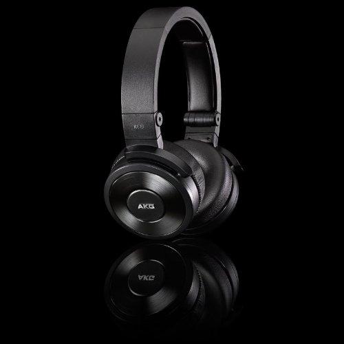 AKG 密閉型ヘッドフォン K619 BLACK プレミアムDJヘッドホン