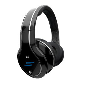 SMS Audio SYNC by 50 Cent Black ワイヤレス ヘッドホン