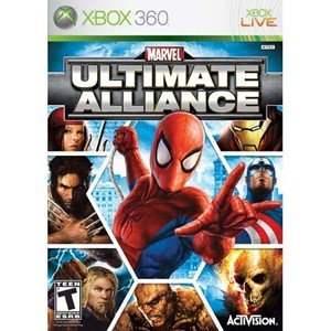 Marvel Ultimate Alliance SPECIAL EDITION (XBOX360 輸入版:北米)