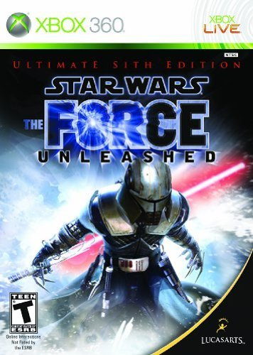 XBOX360 Star Wars: The Force Unleashed Ultimate Sith Edition