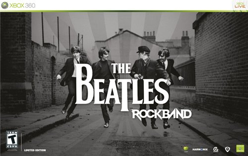 Xbox 360 The Beatles: Rock Band Limited Edition Premium Bundle (輸入版)