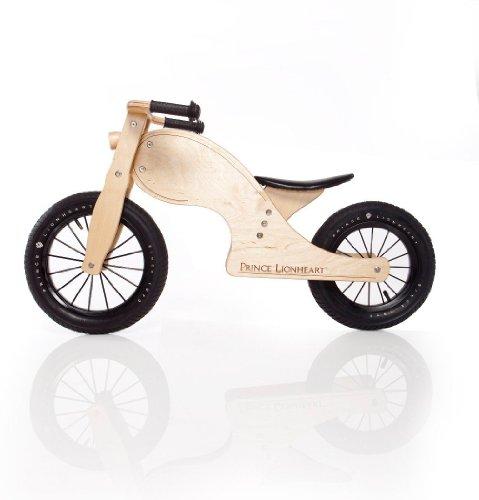 プリンスライオンハートチョップナチュラルバランスバイク