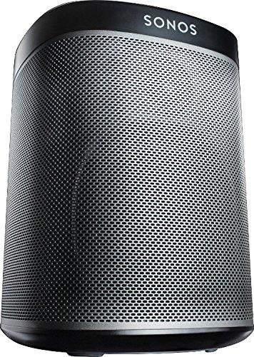 ワイヤレススピーカー コンパクト SONOS PLAY:1 Compact Wireless Speaker Black 黒