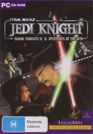 Star Wars Jedi Knight Dark Forces II & Mysteries of Sith (輸入版)