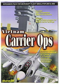 Vietnam Carrier Ops: add-on for Microsoft Flight Simulator 2004 & 2002 (輸入版)