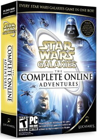 Star Wars Galaxies: The Complete Online Adventures (輸入版)