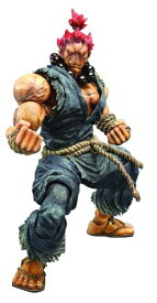 豪鬼 Square Enix Street Fighter IV: Play Arts Kai: Akuma Action Figure