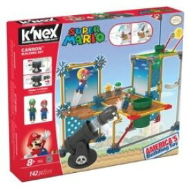 K NEX Nintendo Super Mario 3D Land Cannon ビル セット